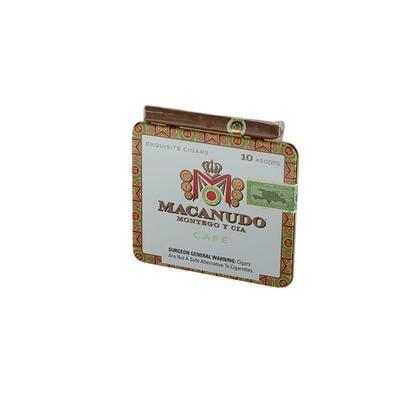 Macanudo Cafe Ascot (10) - CI-MAC-ASCOTNZ - 400