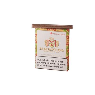 Macanudo Cafe Miniatures (8) - CI-MAC-MINNZ - 400