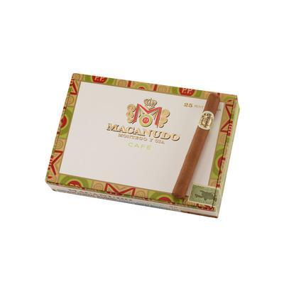 Macanudo Cafe Petit Corona - CI-MAC-PETN - 400
