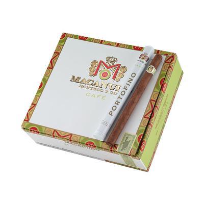 Macanudo Cafe Portofino (Tube) - CI-MAC-PORN - 400