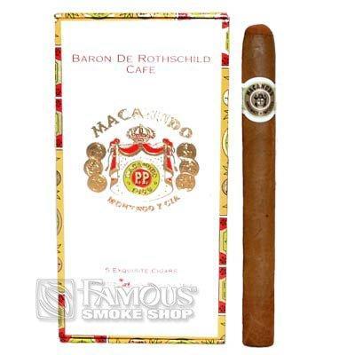 Macanudo Baron De Rothschild (5)-CI-MAC-ROTNPKZ - 400