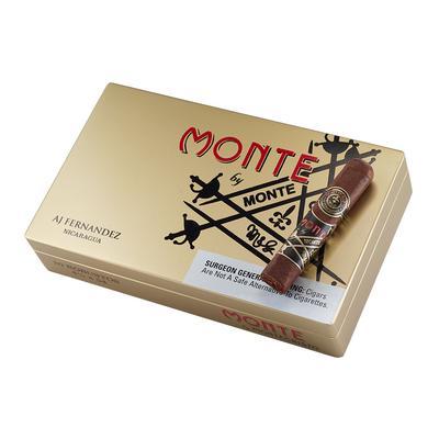Monte By Montecristo By AJ Fernandez Robusto - CI-MAF-ROBN - 400