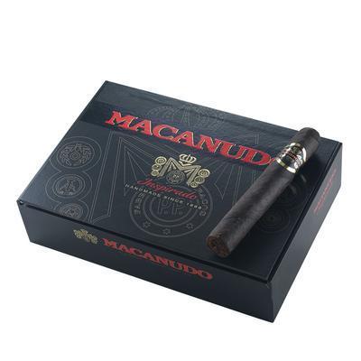 Macanudo Inspirado Black Gigante - CI-MAI-GIGN - 400
