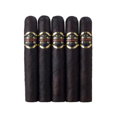 Macanudo Inspirado Black Gigante 5 Pack - CI-MAI-GIGN5PK - 400