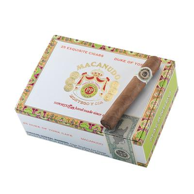 Macanudo Legacy Cafe Duke Of York - CI-MAL-YORCFN - 400