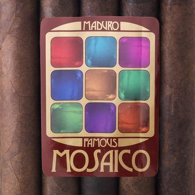 Mosaico Maduro Robusto - CI-MBR-550M - 400