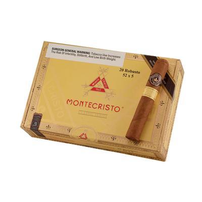 Montecristo Classic Robusto - CI-MCC-ROBN - 400
