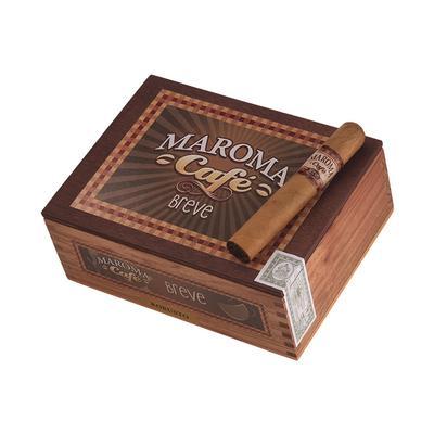 Maroma Cafe Breve Robusto - CI-MCF-ROBN - 400