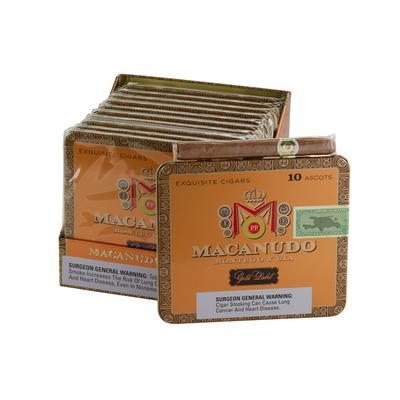 Macanudo Gold Label Ascot 10/10 - CI-MGL-ASCTN - 400