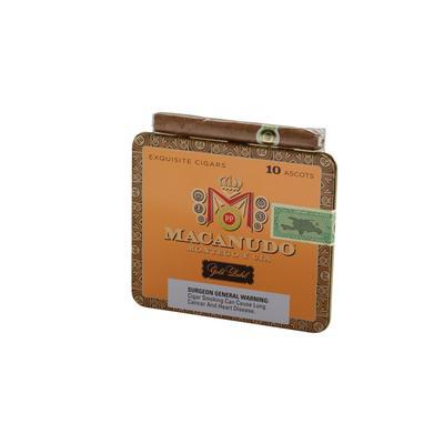 Macanudo Gold Label Ascot (10) - CI-MGL-ASCTNZ - 400