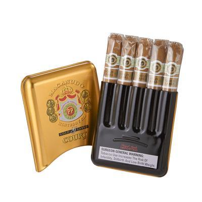 Macanudo Gold Court (5) - CI-MGL-COUNZ - 400