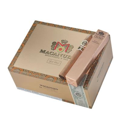 Macanudo Gold Label Golden Torpedo - CI-MGL-GTORPN - 400