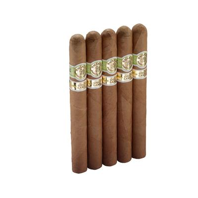 Macanudo Gold Label Lord Nelson 5 Pack - CI-MGL-NELN5PK - 400