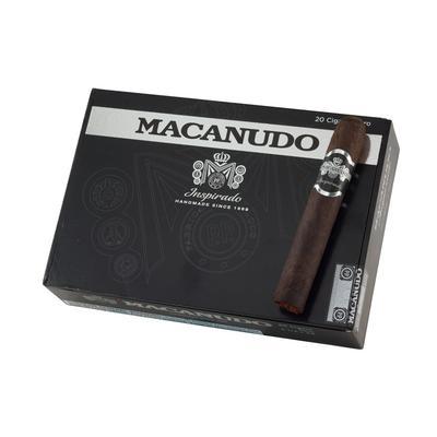 Macanudo Inspirado Black Toro - CI-MIB-TORM - 400