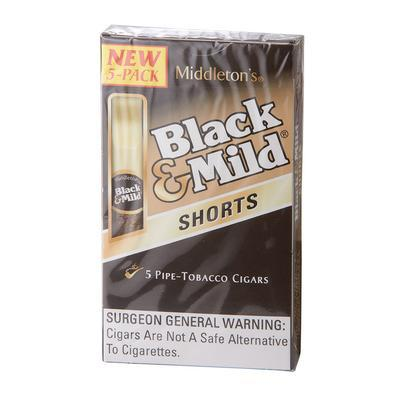 Black & Mild by Middleton Short (5) - CI-MID-SHONPKZ - 400