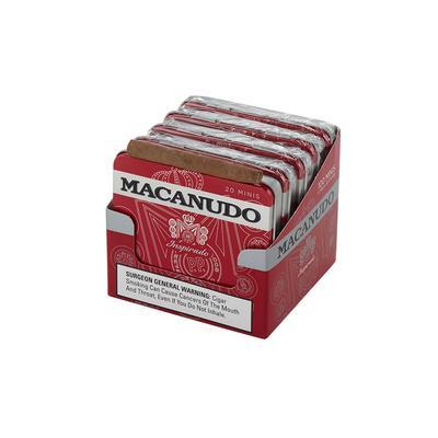Macanudo Inspirado Red Minis 5/20-CI-MIE-MINN - 400