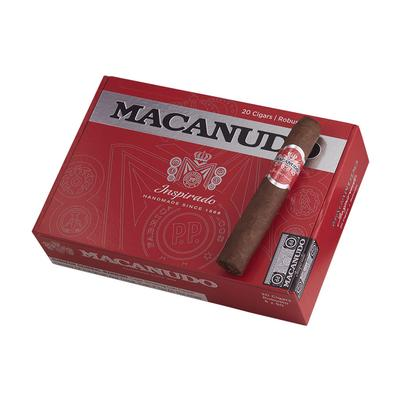 Macanudo Inspirado Red Robusto Box Pressed - CI-MIE-ROBN - 400