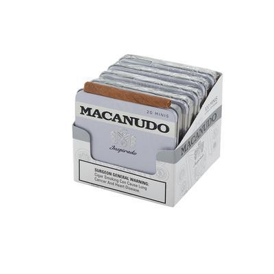 Macanudo Inspirado White Minis 5/20 - CI-MIW-MINN