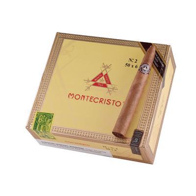 Montecristo Yellow No. 2 Torpedo - CI-MTC-2N - 400