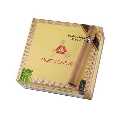 Montecristo Yellow Double Corona - CI-MTC-DOUN - 400