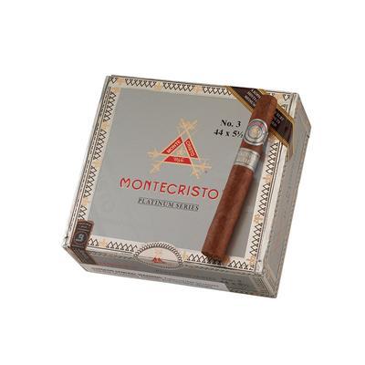 Montecristo Platinum No. 3 - CI-MTH-3N - 400
