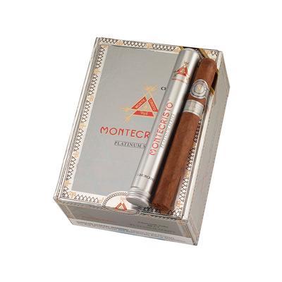 Montecristo Platinum Churchill (Tubes) - CI-MTH-CHUTN - 400