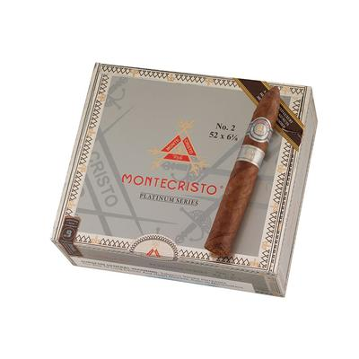 Montecristo Platinum Habana No. 2 - CI-MTH-HAB2N - 400