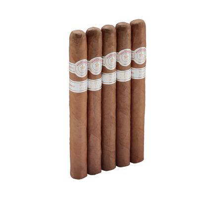 Montecristo White Especial No. 1 5 Pack - CI-MTW-1N5PK - 400