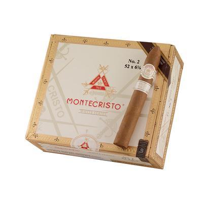 Montecristo White No. 2 - CI-MTW-2N - 400