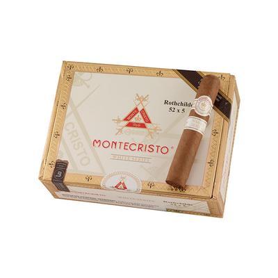 Montecristo White Rothchilde - CI-MTW-ROTN - 400