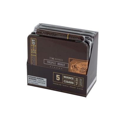 Nub Cafe Espresso Cigarillos 5/10 - CI-NEP-CIGN - 400