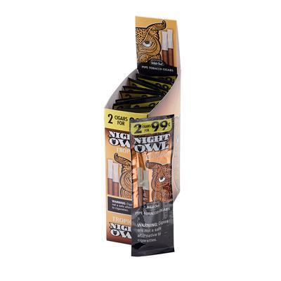 Night Owl Tropical 15/2 Pipe Cigar plastic Tip - CI-NOW-TROP
