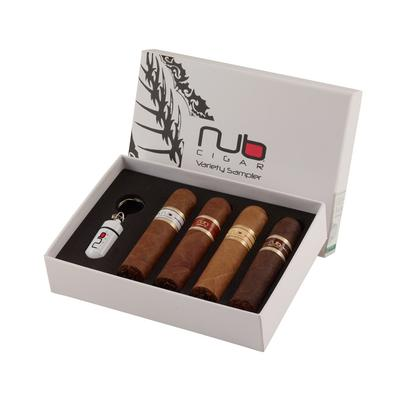Nub 4 Cigar Sampler And Cutter-CI-NUB-4SAMCUT - 400