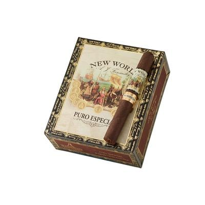 A.J. Fernandez New World Puro Short Churchill - CI-NWP-SCHUN - 400