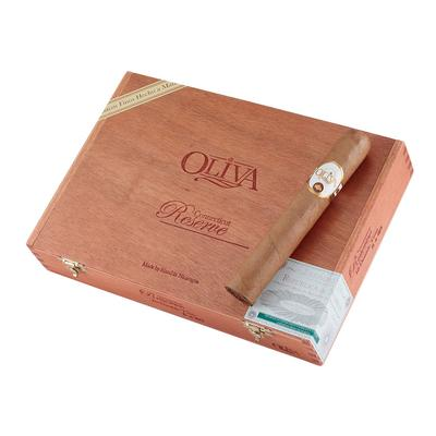 Oliva Connecticut Reserve Double Toro - CI-OCR-DTORN - 400