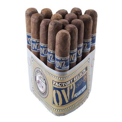 Oliva Factory Selects Cameroon Robusto - CI-OFC-ROBN - 400