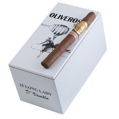Oliveros Long Lady Vanilla - CI-OFL-VANN - 400