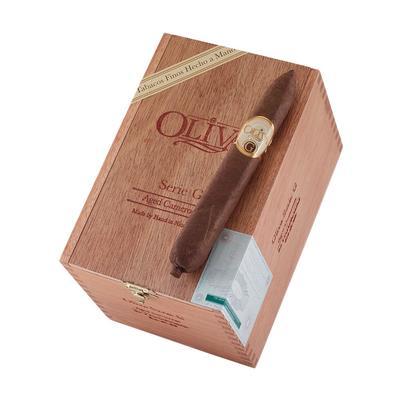 Oliva Serie G Figurado - CI-OGN-6560N - 400