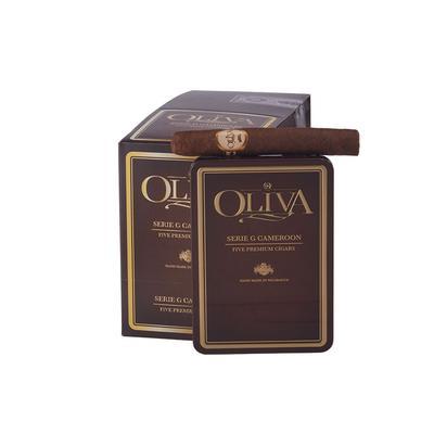 Oliva Serie G Cigarillo 10/5 - CI-OGN-CIGN - 400