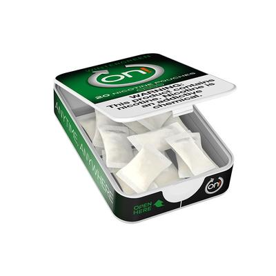 ON! Wintergreen 4MG (1 Tin)-NP-ON!-WIN4MGZ - 400