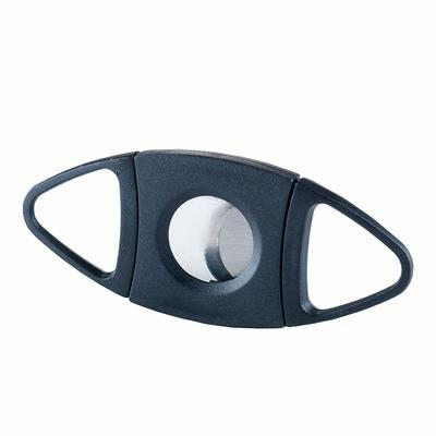 Double Blade Football Shape Cigar Cutter-CU-ORL-8160 - 400