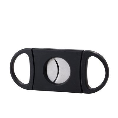 Double Blade Plastic Cigar Cutter 58 Ring - CU-ORL-8163B - 400