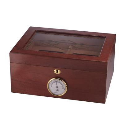 Bally II Glass Top Humidor - HU-ORL-BALLYII - 400