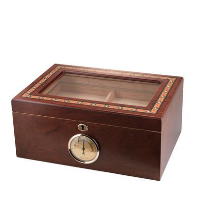 Bally IV Glass Top Humidor-HU-ORL-BALLYIV - 400