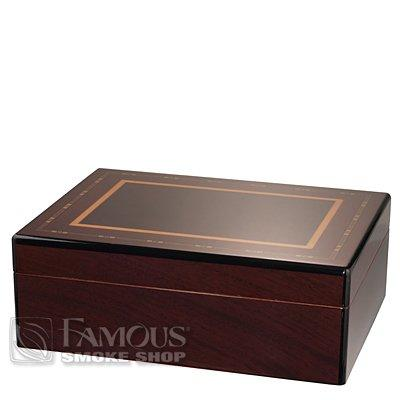 Madison 25 Cigar Humidor - HU-ORL-MAD25 - 400