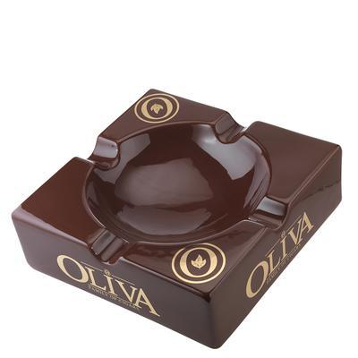 Oliva Cigar Family Ashtray - AT-OVA-BROWN - 400