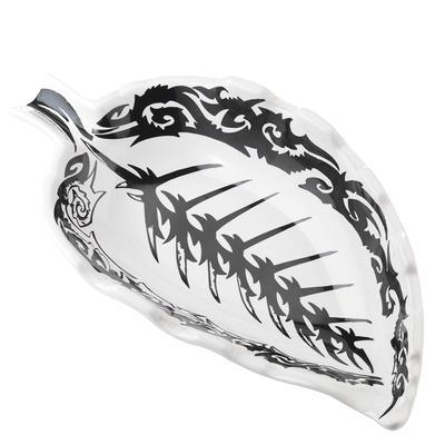 Oliva Leaf Ashtray - AT-OVA-LEAF - 400