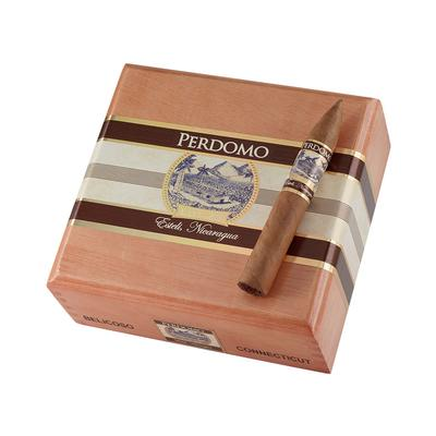 Perdomo Lot 23 Belicoso Connecticut - CI-P23-BELCTZ - 400