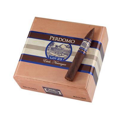 Perdomo Lot 23 Belicoso - CI-P23-BELM - 400