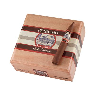 Perdomo Lot 23 Belicoso - CI-P23-BELN - 400